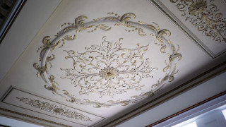 Bath Spa Ceiling